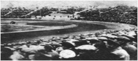 Stadium Chernomorets в 1936 году фотография