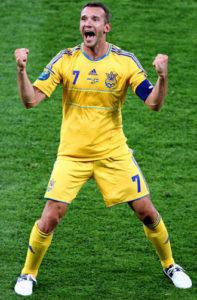Биография игроков Украины - фото
