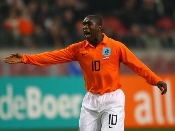 Clarence Zeedorf в сборной Голландии