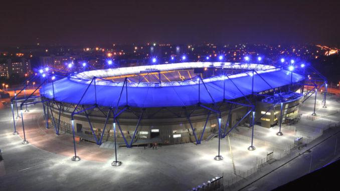 Стадион Металлист Харьков - фото