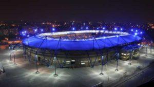 История стадионов Украины