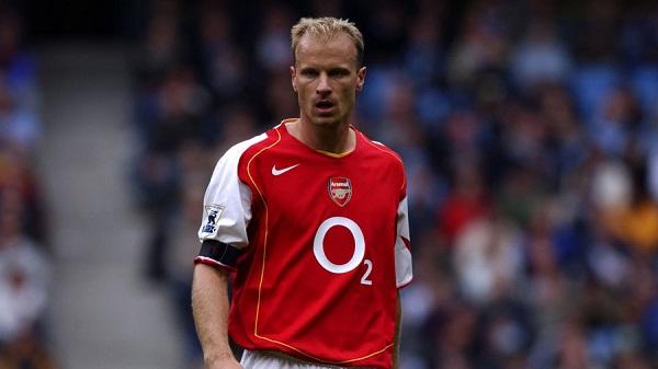 Bergkamp в лондонском Арсенале