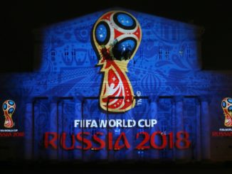 Расписание матчей Чемпионата Мира-2018