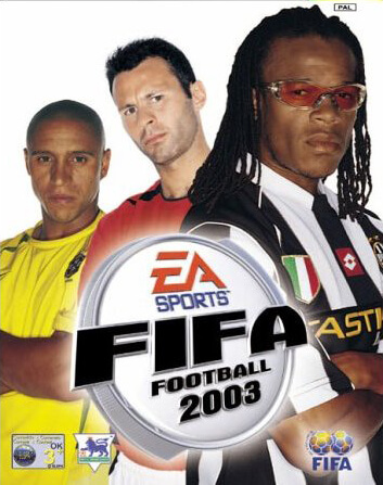 Обложка FIFA 13 с Эдгаром Давидсом