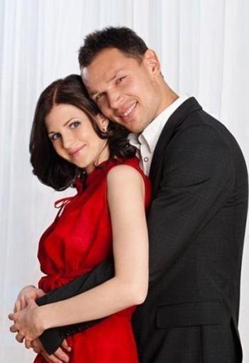 Игнашевич и его жена