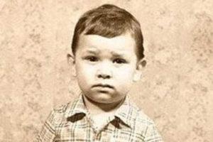 Игнашевич в детстве фото