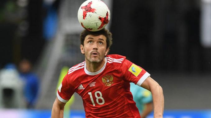 Юрий Жирков - фото биография футболиста