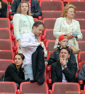 Дмитрий и его жена фото