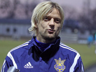 Футболист Анатолий Тимощук - фото биография