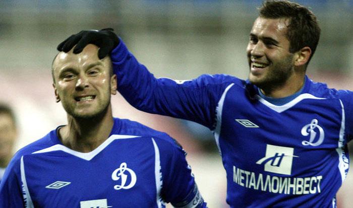 Dmitrij Xoxlov и Кержаков на фото
