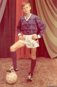 Анатолий Тимощук в молодости фотография