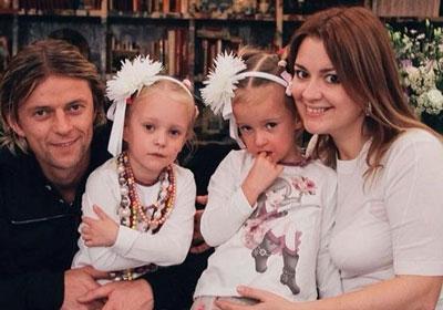 Семейное фото Анатолия