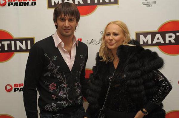 Aleksandr Shovkovskij и его бывшая жена фото