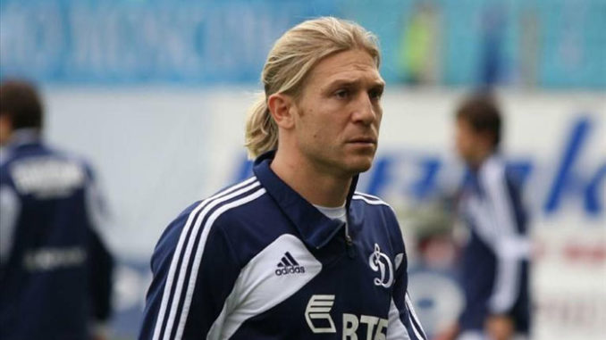 Андрей Воронин - футболист, фото биография