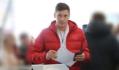 Kuzyaev вне спорта фото