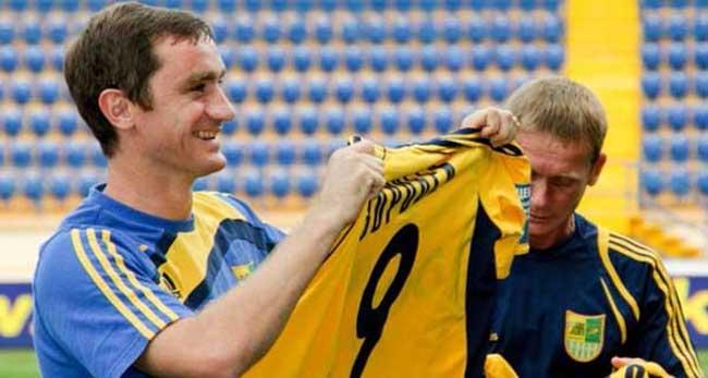Andrey выступает за Украину фотография
