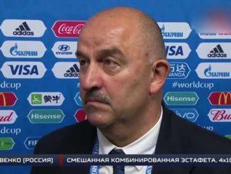 Черчесов Станислав Саламович сорвался на журналиста фото
