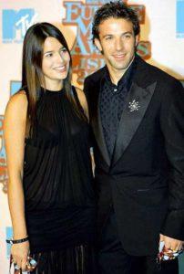 Пьеро и его жена Соне Аморузо совмесное фото