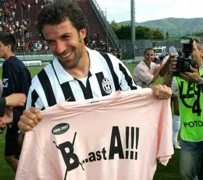 500-й матч в Серии А у Alessandro фотография