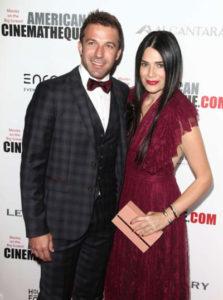 Пьеро и его жена Аморузо совмесное фото