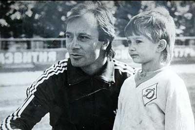 Dmitrij Sychev фотография в детстве