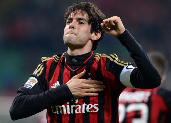 Начало карьеры в ФК Милан