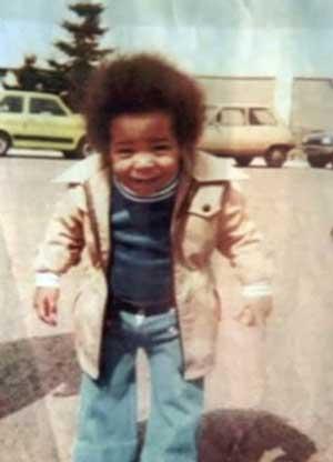 Тьерри Анри в детстве фото