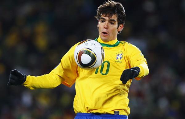 Кака в сборной Бразилии