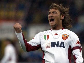 Франческо Тотти - футболист, фото биография