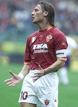 Franchesko Totti фото