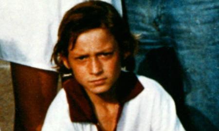 Totti в детстве фотография