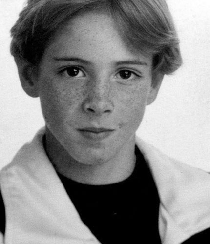 Фернандо Торрес в детстве - фотография