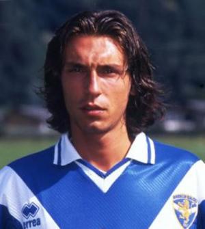 Самый молодой игрок в Серии А - Andrea Pirlo