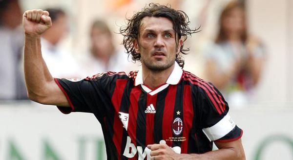 Paolo Maldini - завершение карьеры
