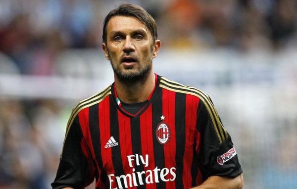 Паоло Мальдини - футболист, фото и видео бимография