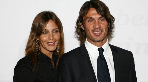 Паоло и Адрианна совместное фото