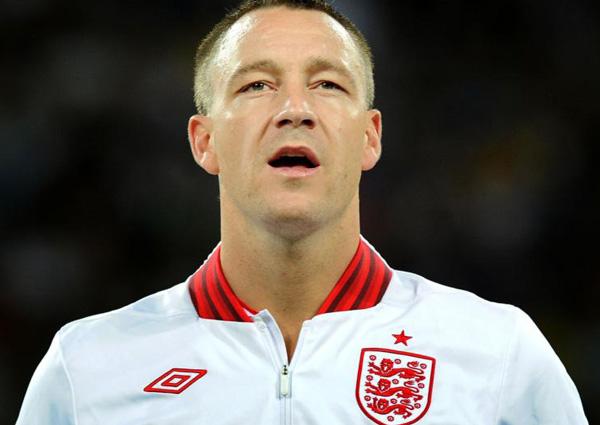 Джей Ти выступает за сборную Англии - фото