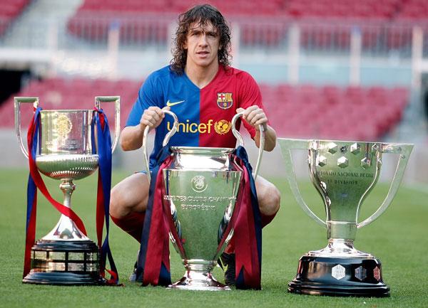 Karles со своими трофеями - фото