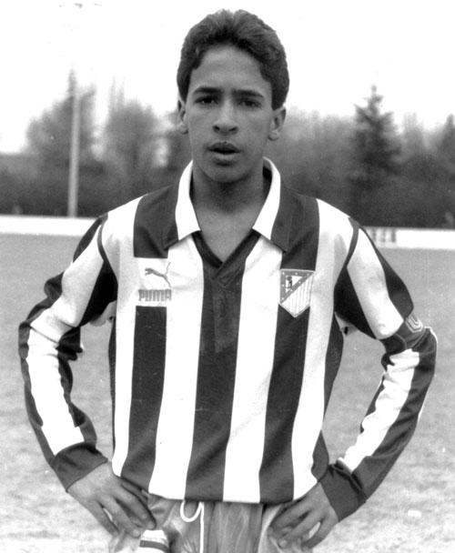 Рауль в молодости - фото