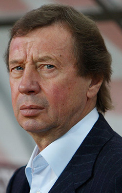 Юрий Семин, тренер Локомотива - фото на startfootball.info
