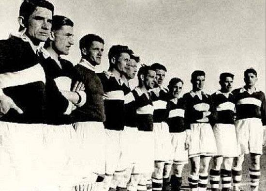 Футбольный клуб Спартак Москва в 1922 году - фото на startfootball.info