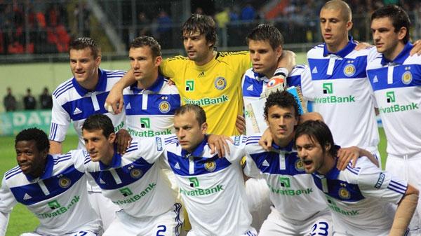 Динамо Киев - фото на startfootball.info