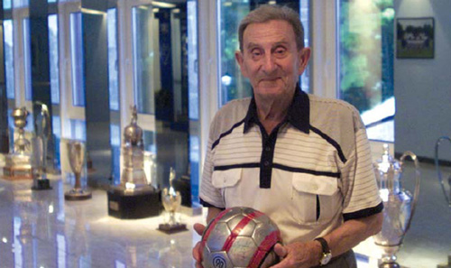 Александр Щанов, тренер ФК Десна - фото на startfootball.info