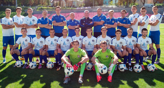 ФК Львов - фото на startfootball.info