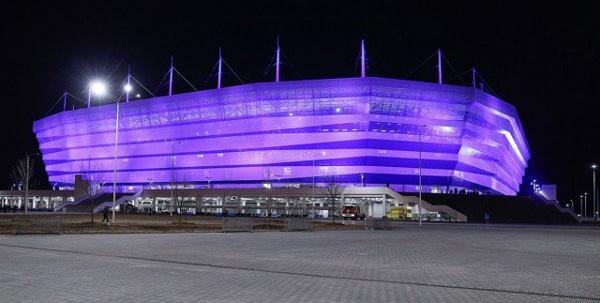Стадион Калининград, фото, история арены и первые чемпионаты - на startfootball.info