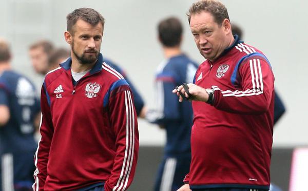 Семак тренер сборной России - фото на startfootball.info