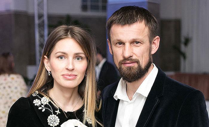 Семак и жена - фото на startfootball.info