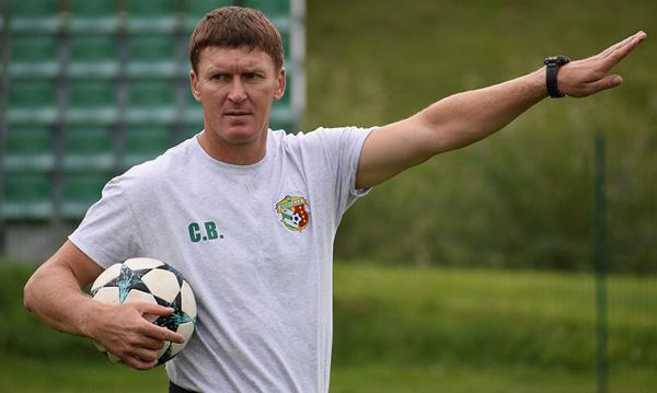 Тренер Ворсклы Сачко - фото на startfootball.info