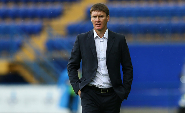 Футбольный тренер Сачко Василий - фото на startfootball.info