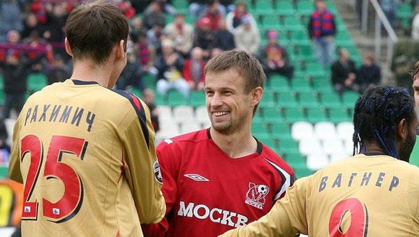 Semak в клубе Москва - фото на startfootball.info
